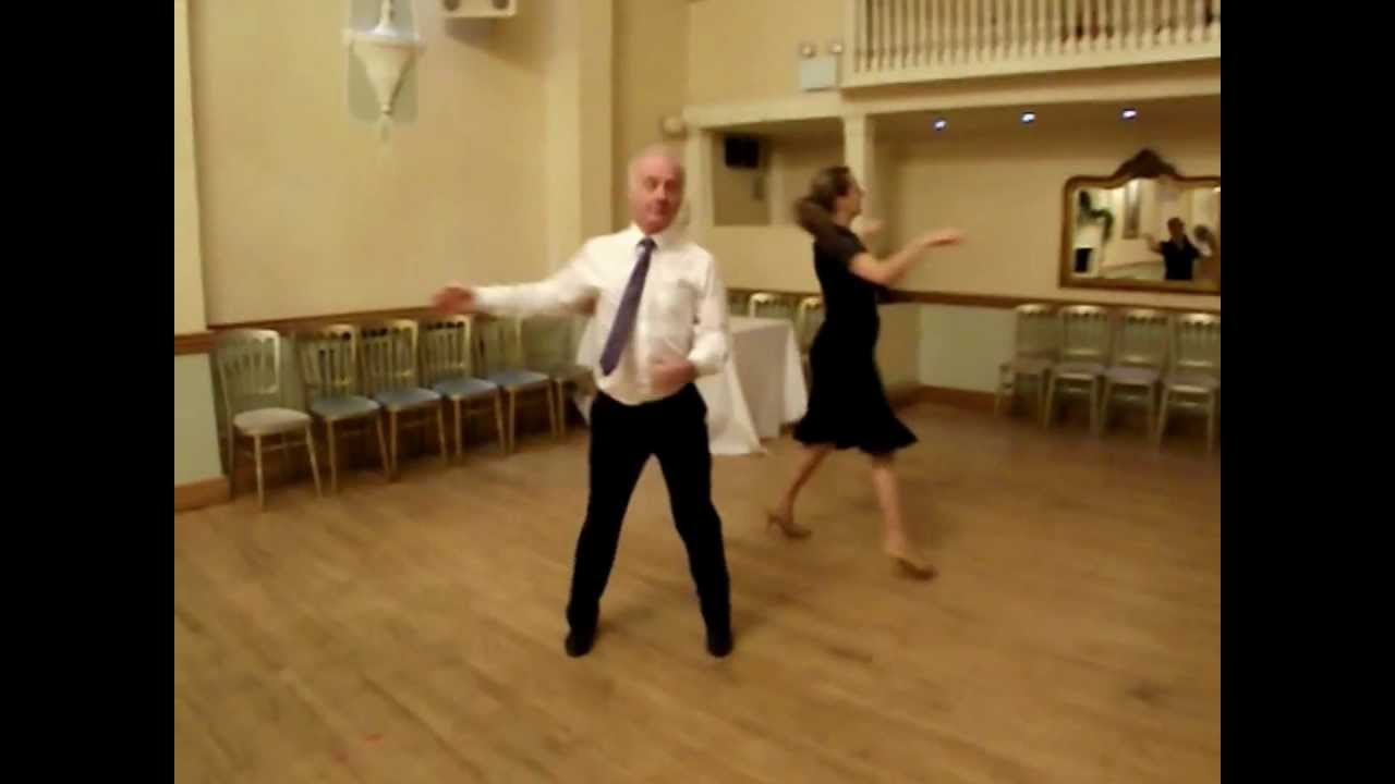 Sindy Swing Sequence Dance to music