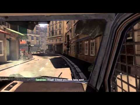 Call of Duty: Modern Warfare 3 - Walkthrough - Part 13 [Mission 9: The Town] (MW3 Gameplay)