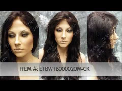 Zara Wigs Full Lace Wig Showcase: Wigs for White Caucasian Women zarawigs.com 866-927-2944