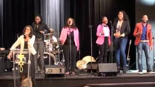 GTAG Youth Conference 2012 - WOTK Praise Team