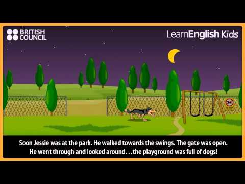 No dogs! | Kids Stories | LearnEnglish Kids | British Council