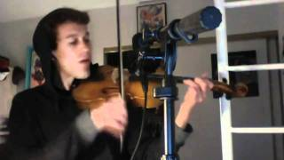 BEP - Let's Get It Started (VIOLIN COVER) - Peter Lee Johnson