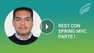 Desarrollando Servicios REST con Spring MVC - parte 1