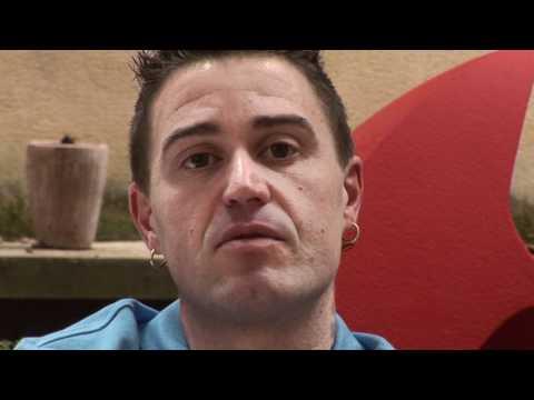 Juanjo Gilabert ¿qué sientes en el Encierro?