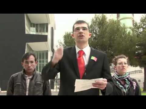 Crise: Congressista MaydayLisboa Apresenta Solução Congresso PSD CDS Programa PIEGAS Emigração