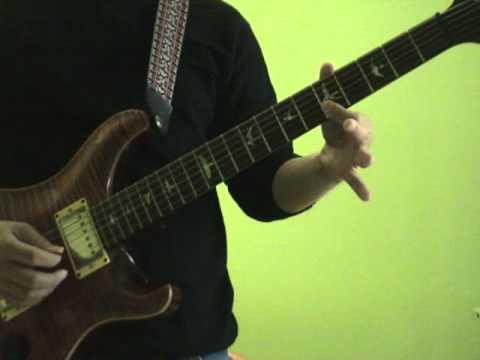 Tự học Guitar Solo - Bài 7