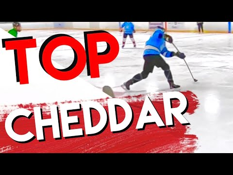 Top Cheddar - Hey Stripes! The Micd Up GoPro Hockey Refcam - Game 374