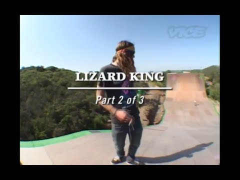 STREET SKATER LIZARD KING SOARS OVER THE MEGA JUMP - EPICLY LATER'D - PART 2 OF 3