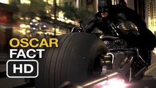 The Dark Knight - Oscar Fact (2008) Christopher Nolan Movie HD