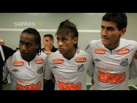 BASTIDORES - Santos 2 x 0 Juan Aurich