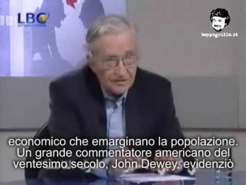 Interviste del blog beppegrillo.it: Noam Chomsky
