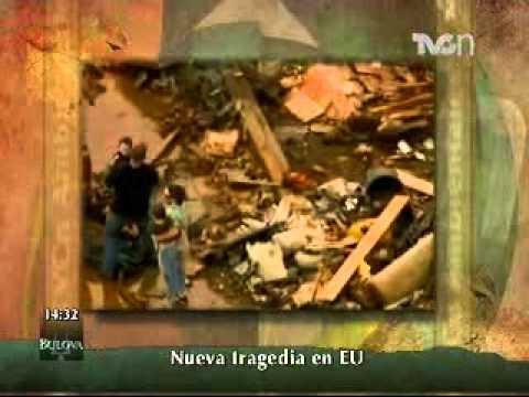 Nueva tragedia en Estados Unidos - TVCn Ambientales desde la CANITEC 2011