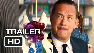Saving Mr. Banks Official Trailer (2013) - Tom Hanks Movie