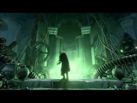 Batman Arkham City - Ras al Ghul (ingame cutscenes)
