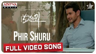 Phir Shuru Full Video Song || Maharshi