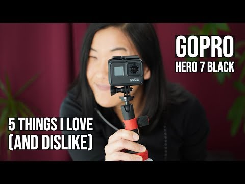 Best Action Camera in 2019 - GoPro Hero 7 Black Review  - 5 Reasons Why I Love (and Dislike) it
