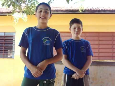 Concurso Eco vídeo das escolas - 4ª semana do Meio Ambiente -A Natureza pedindo socorro