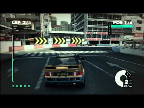 Classic Game Room - DIRT 3 X-GAMES ASIA Track Pack review