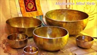 チベタン シンギングボウル 共鳴 ~全7chakra開放~ 究極のヒーリングサウンド 川の音 自然音 睡眠用 瞑想用 疲労回復