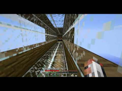 Minecraft Jungle Tree Top House !!