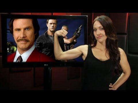 Anchor Man 2 & Ninja Turtles Details - IGN Weekly 'Wood 03.29.12 - UCKy1dAqELo0zrOtPkf0eTMw