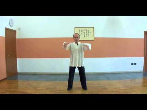 Taiji Qi Gong, esercizi base