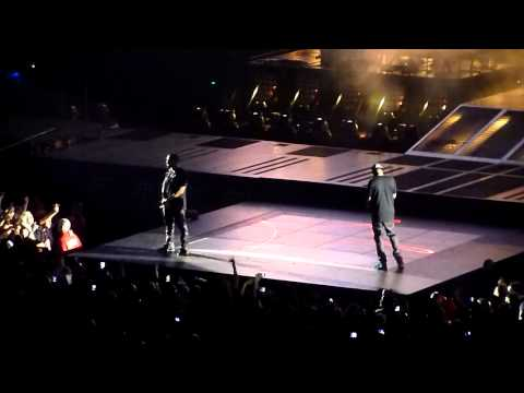 2012-05-29 Jay-Z And Kanye West Live Stockholm Globen Part 5 and 6 and 7 of 7