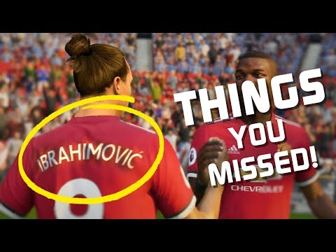 10 THINGS THAT YOU MISSED IN THE FIFA 18 TRAILER! - UC9WFZ0mp5QkNxIG7D17mN2Q