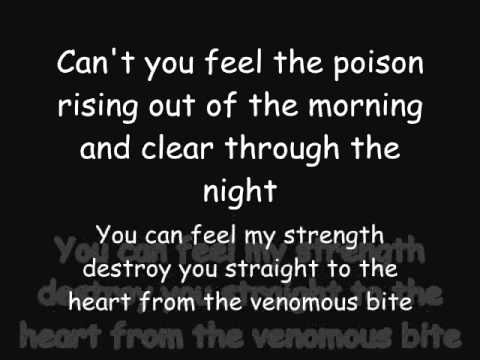 Avenged Sevenfold - Sidewinder (Lyrics)