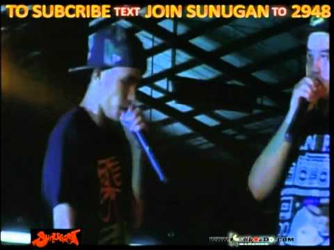 SUNUGAN -  SILENCER vs MEL CHRIST *** BATTLE ROYALE***