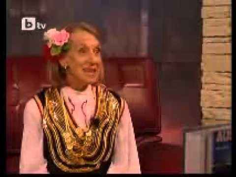 Anna Travali in the Slavi`s Show - 26.09.2012