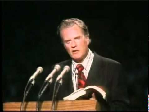Billy Graham-Who is Jesus part 1 of 3