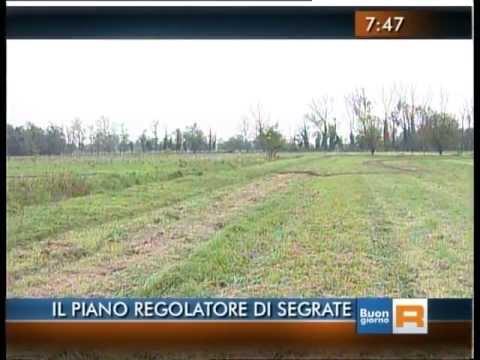 Consumo di suolo a Segrate