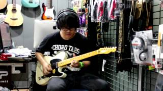 งมงาย Bodyslam Guitar Cover With SQUIER CLASSIC VIBE TELE 50'S