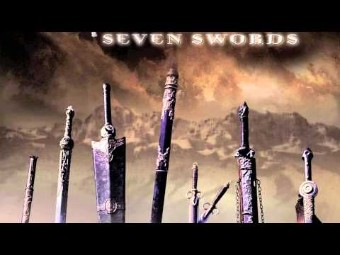"SEVEN SWORDS soundtrack, by Kenji Kawai : ""The Spirits of the Swords"""