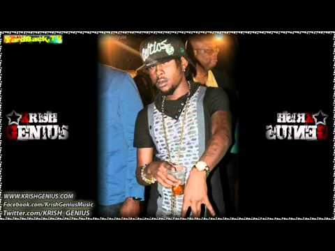 Popcaan - Stay Far [Fren Enemy Riddim] Jan 2012