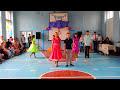 Фрагмент с начала видео Танец 8 марта