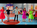 Фрагмент с конца видео Танец 8 марта