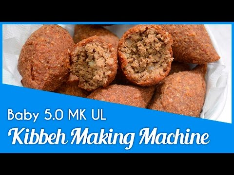 Kibbeh Making Machine | UL listed | BRALYX