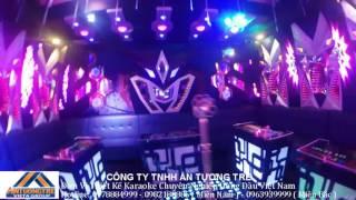 [Antuongtre.com] Đơn Vị Thiết Kế Thi Công Phòng Karaoke Bar Mini Đẳng Cấp - Karaoke Remix Mỹ Tho