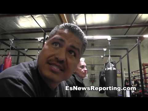 Robert Garcia on Brandon Rios vs Manny Pacquiao - EsNews Boxing