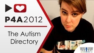 Project For Awesome 2012: The Autism Directory