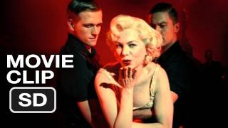 My Week With Marilyn Movie Clip - Heat Wave (2011) HD