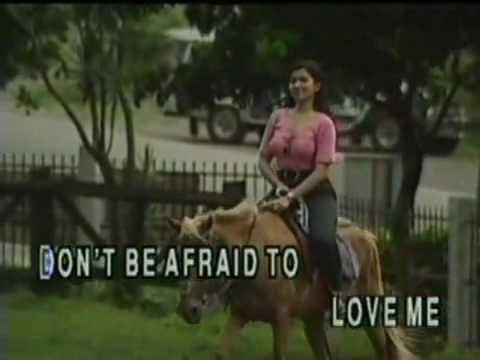 videoke - (opm) don't be afraid to love me