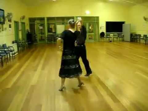 White City Waltz Sequence Dance