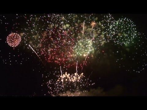(HD) Italy - 4th Philippine International Pyromusical Competition 2013