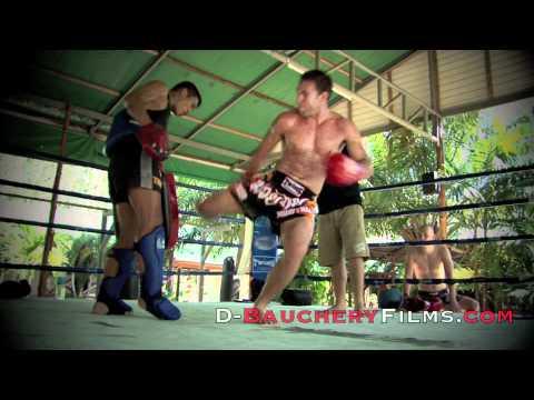 Jake Shields: Tiger Muay Thai & MMA Training Highlight Reel