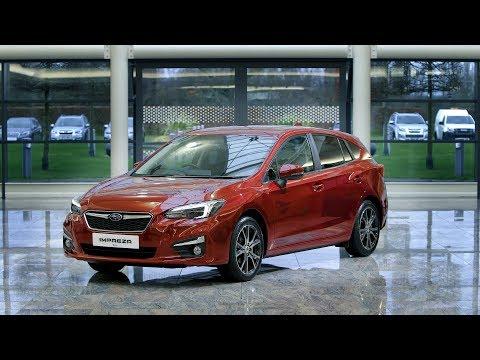 All New Subaru Impreza makes European debut at the 67th Frankfurt International Motor Show