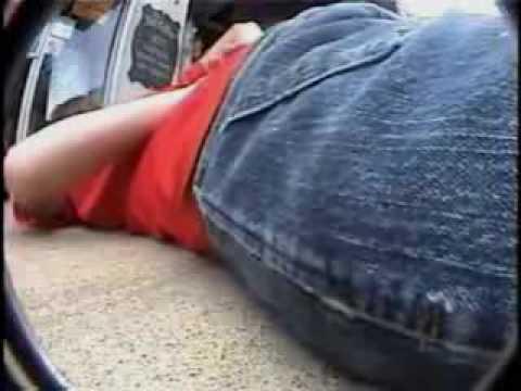 police brutality - go skateboarding day: cop vs skaters