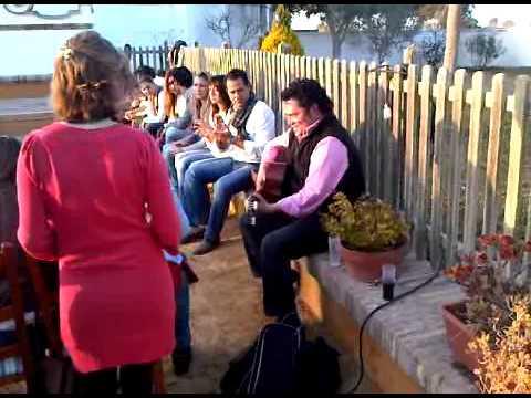 JoseMari, Tentadero en Isla Minima ''De vez en Cuando''